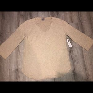 Chico's sweater Nwt size 0 (small)